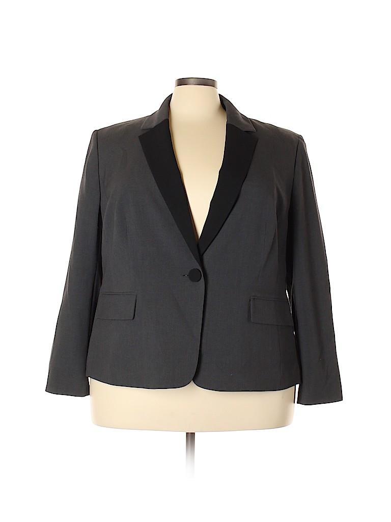 Jones Studio Women Blazer Size 22 (Plus)