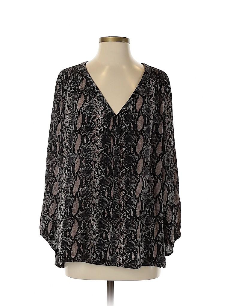 Tolani Women 3/4 Sleeve Blouse Size S
