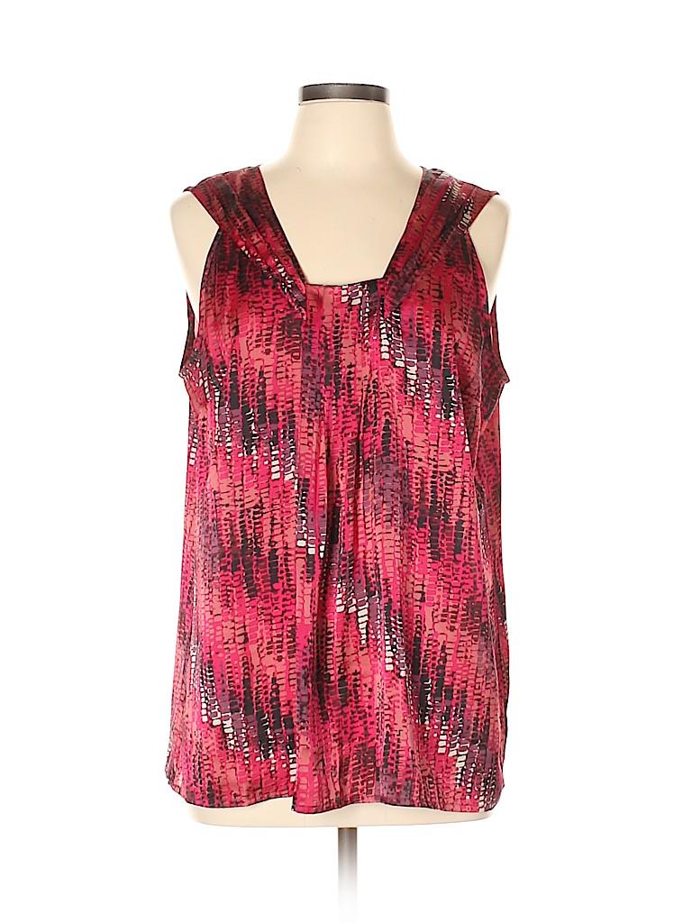 Fashion Bug Women Sleeveless Blouse Size L
