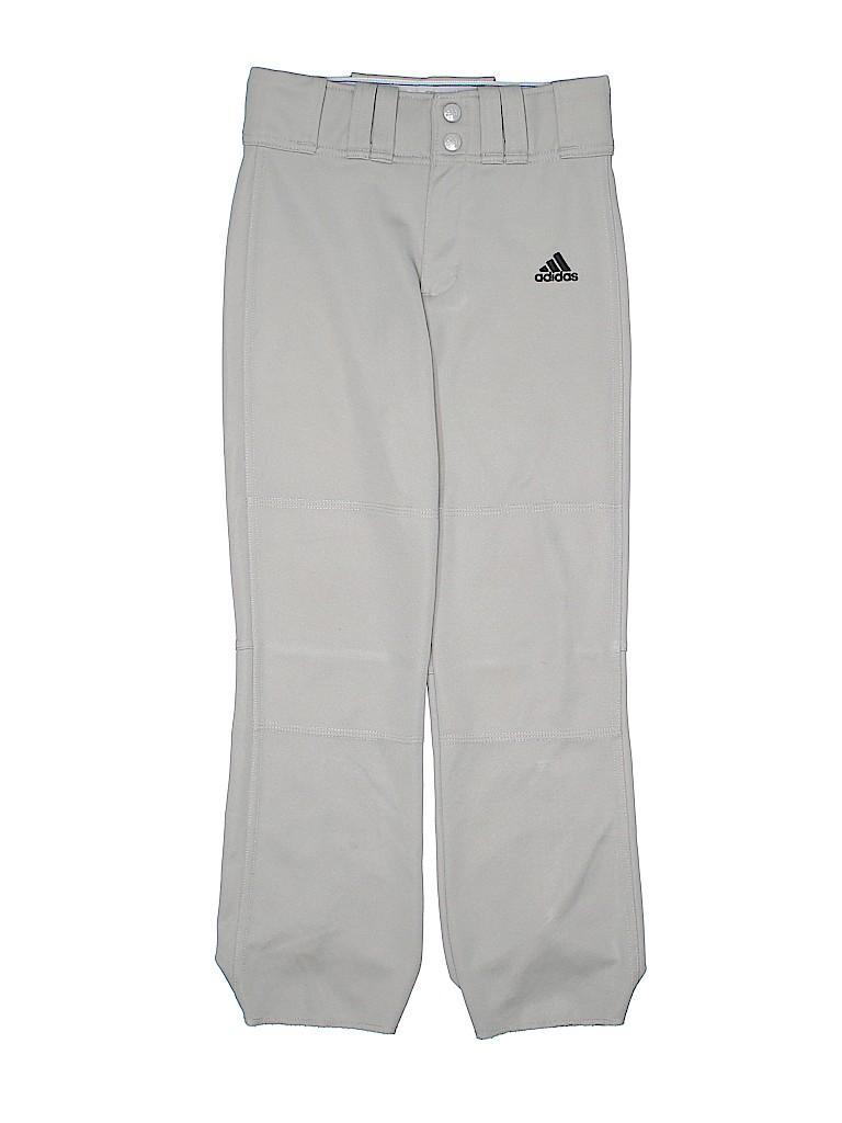 Adidas Boys Active Pants Size S (Kids)