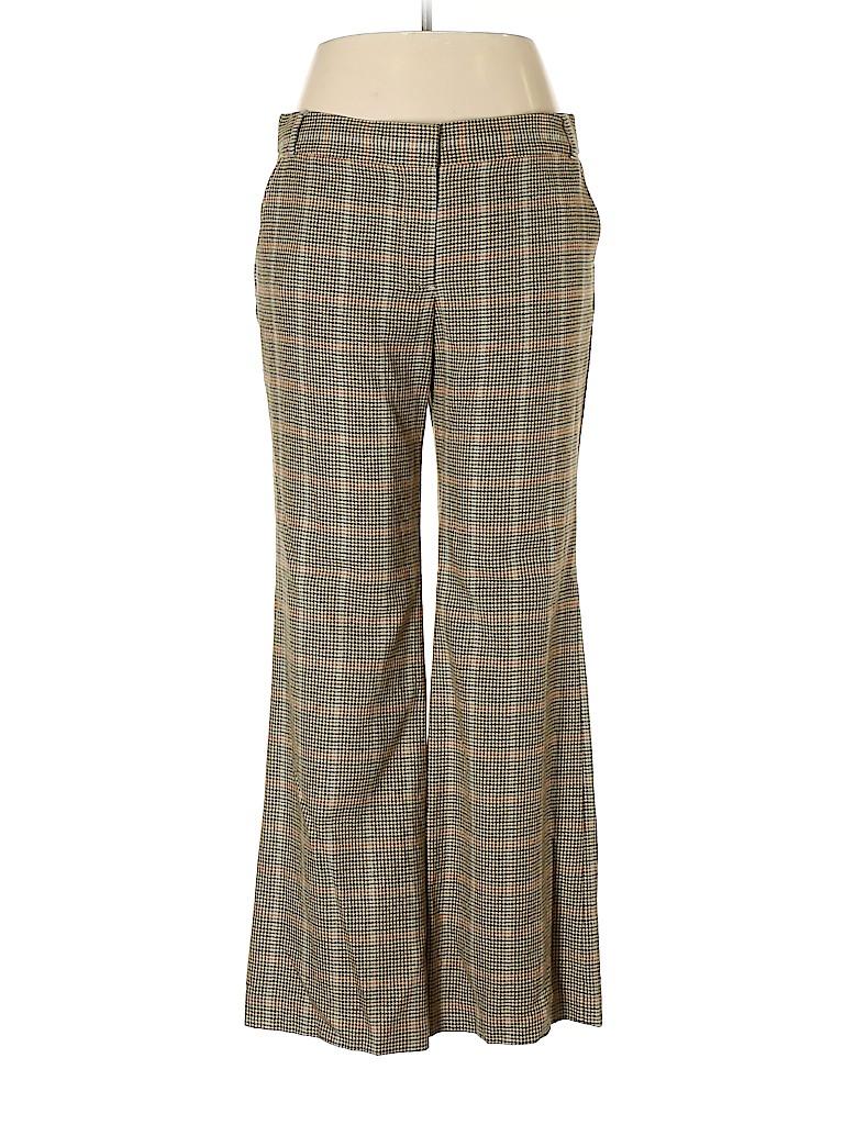 J. Crew Factory Store Women Wool Pants Size 14