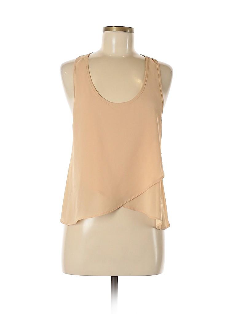 Doublju Women Sleeveless Blouse Size M