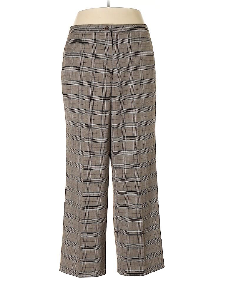 Focus 2000 Women Dress Pants Size 16