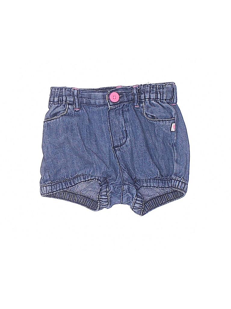 Carter's Girls Denim Shorts Size 24 mo