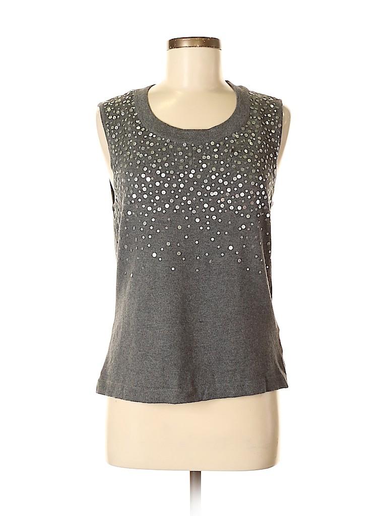 Jones New York Collection Women Sleeveless Top Size M