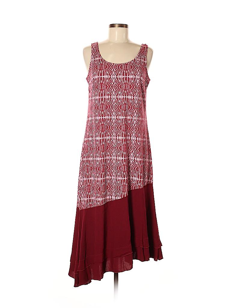 Fresh Produce Women Casual Dress Size M
