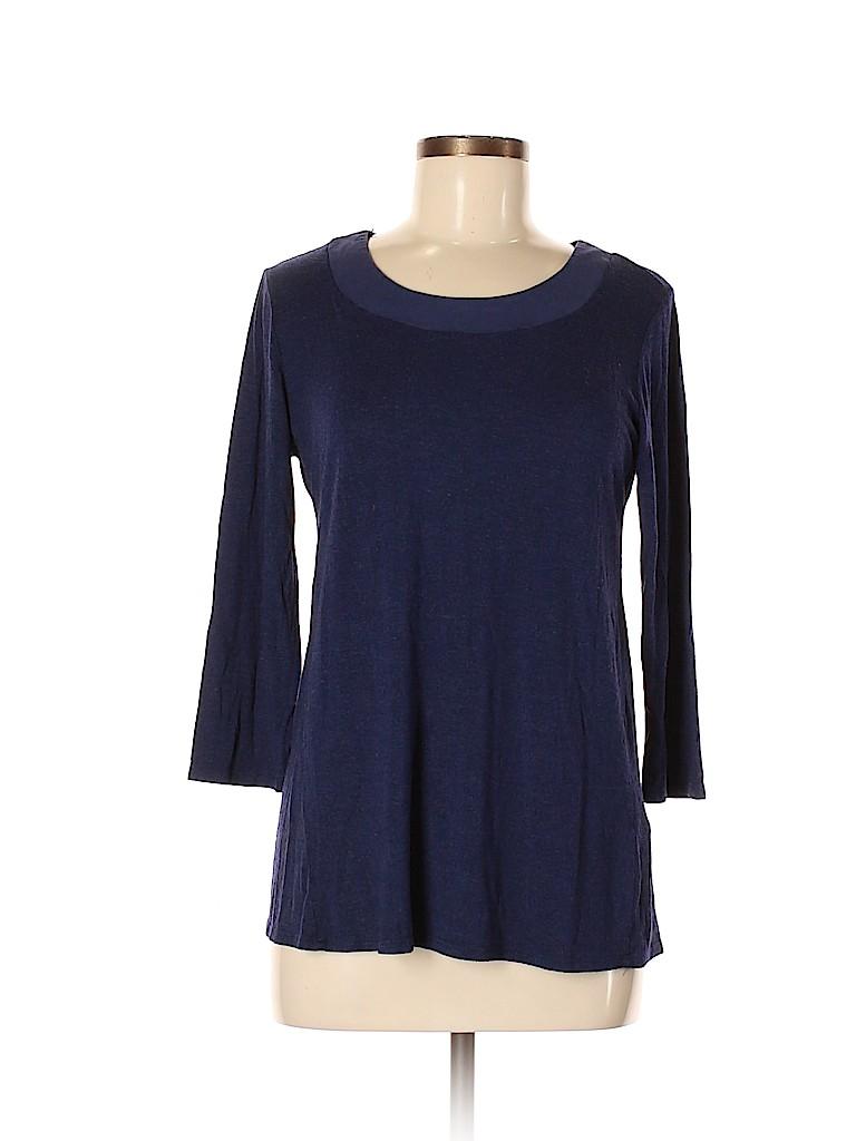 Le Lis Women 3/4 Sleeve Top Size M