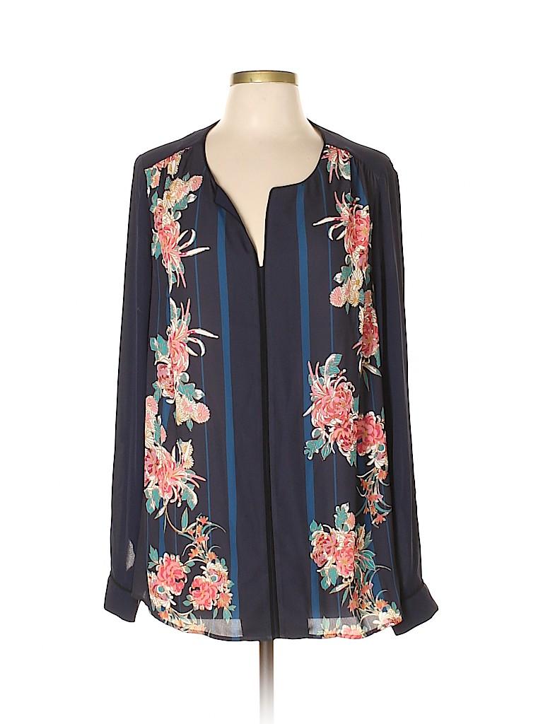 ModCloth Women Long Sleeve Blouse Size XL