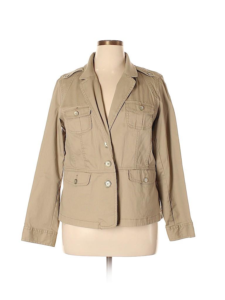 SONOMA life + style Women Blazer Size XL