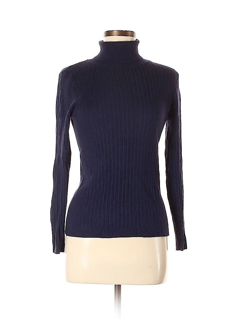 George Women Turtleneck Sweater Size M