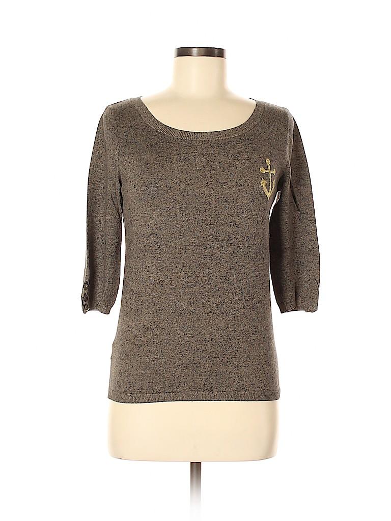 Mango Women Pullover Sweater Size L
