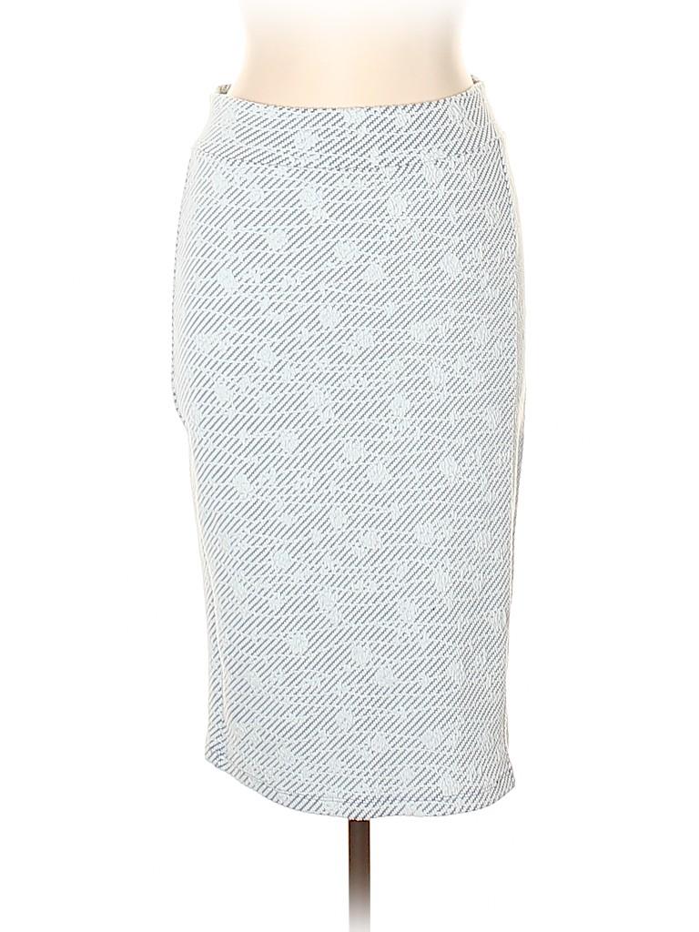 Le Lis Women Casual Skirt Size L