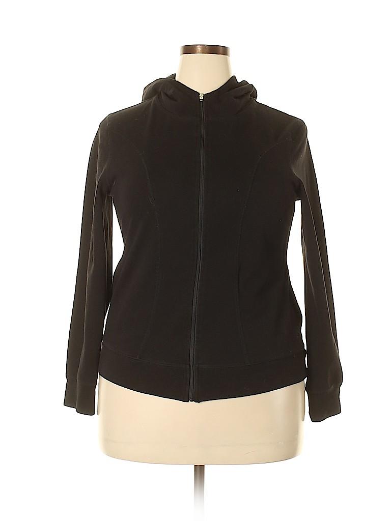Danskin Women Zip Up Hoodie Size XL