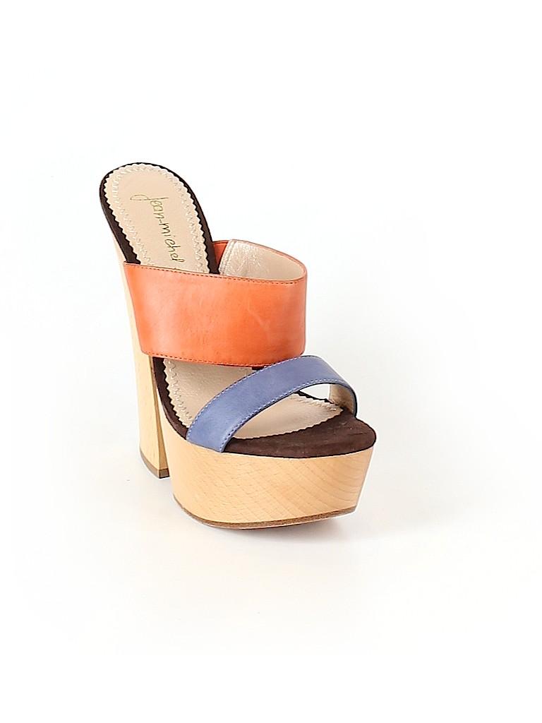 Jean-Michel Cazabat Women Mule/Clog Size 37.5 (EU)