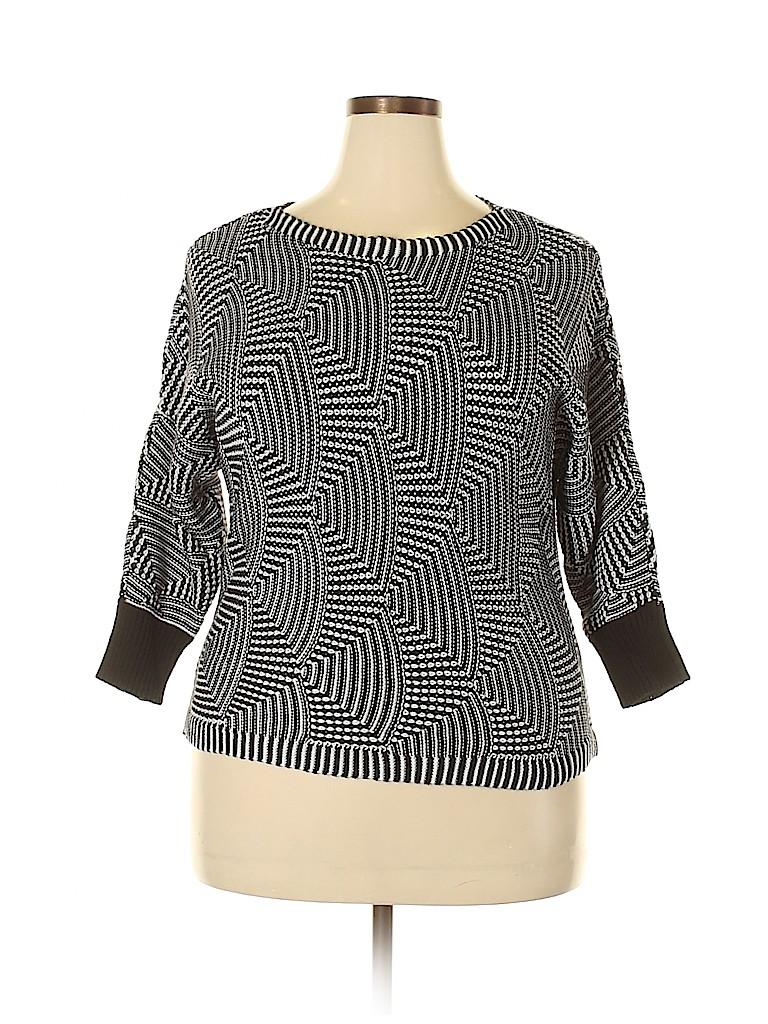 Dana Buchman Women Pullover Sweater Size XL
