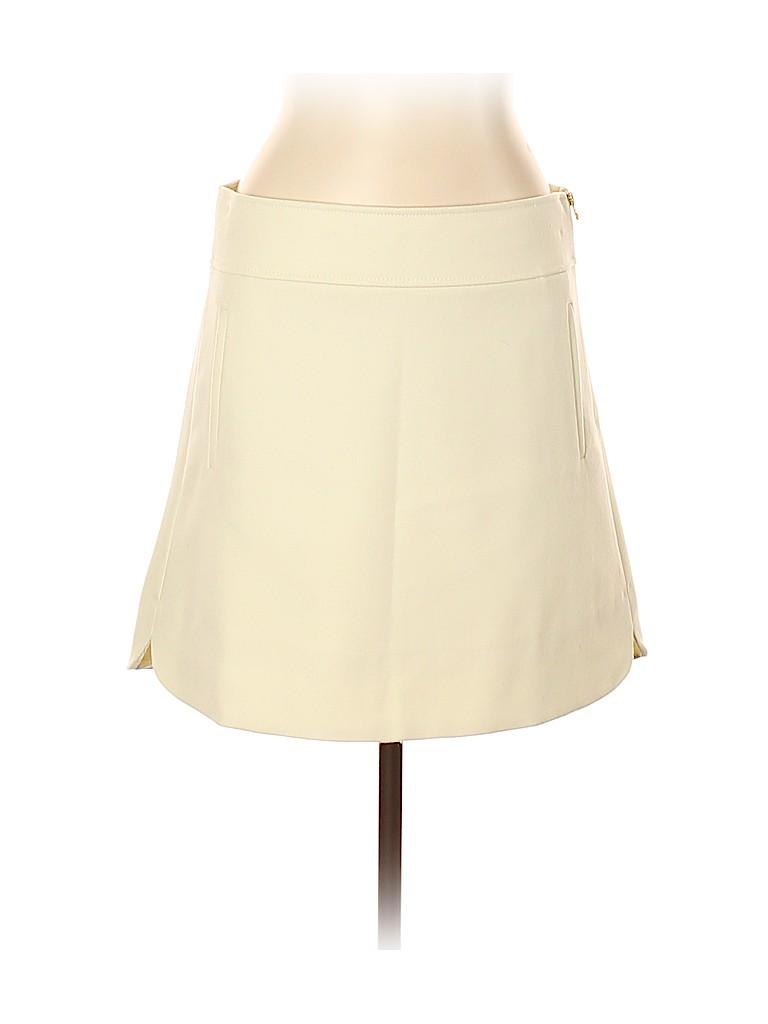 J. Crew Women Wool Skirt Size 12