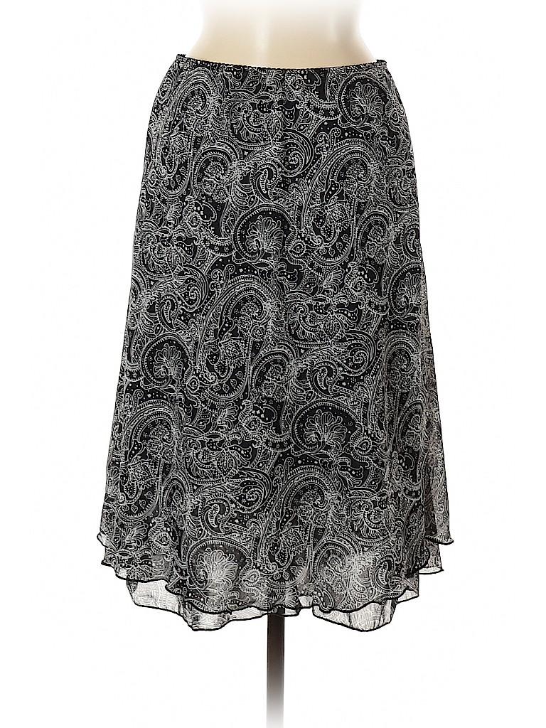Elementz Women Casual Skirt Size M