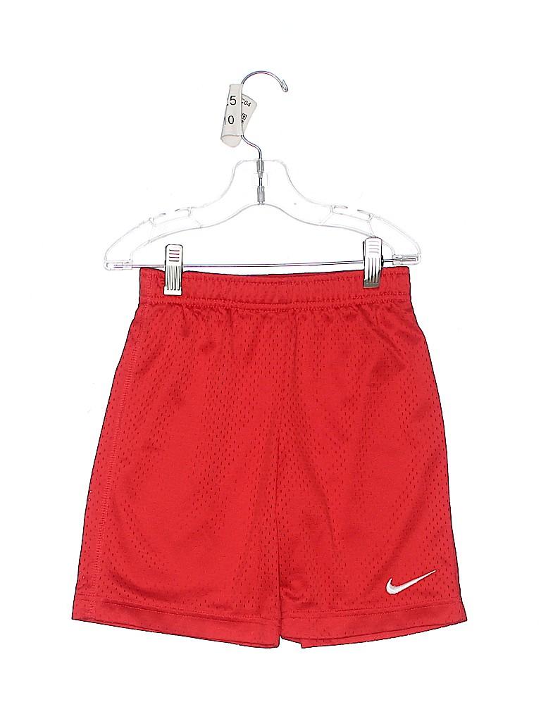 Nike Boys Athletic Shorts Size 6 - 7