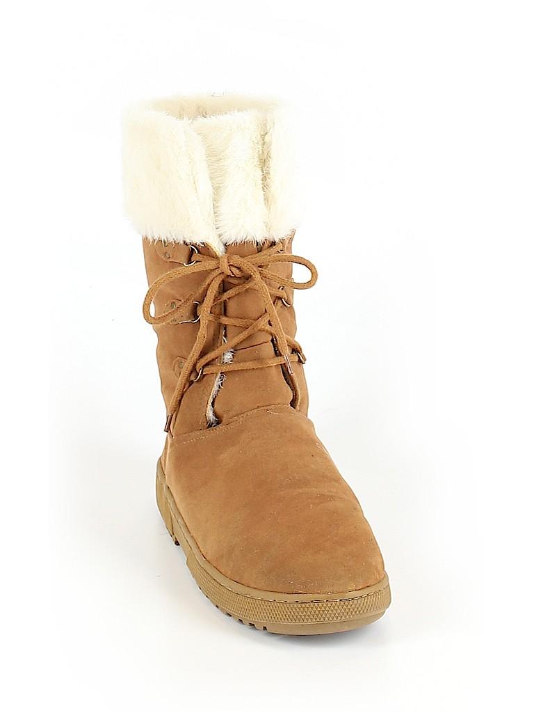 143 Girl Women Boots Size 9