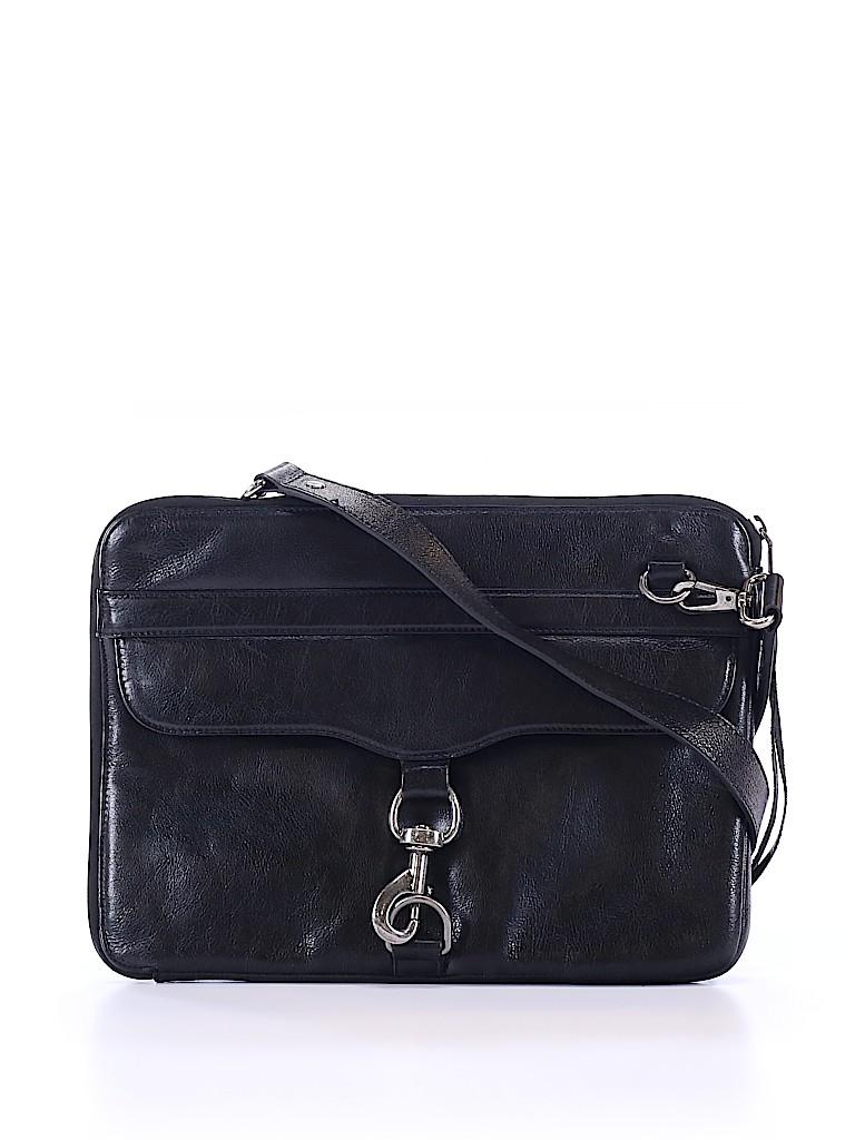 Rebecca Minkoff Women Leather Laptop Bag One Size