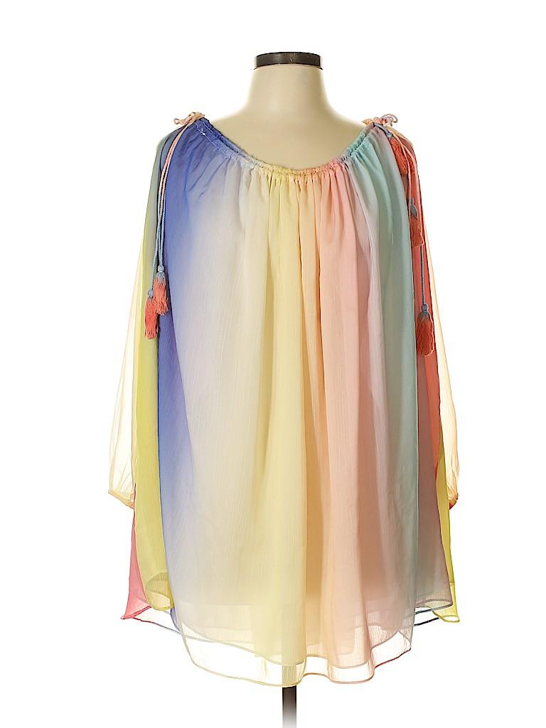 Genuine People Women Casual Dress Size M