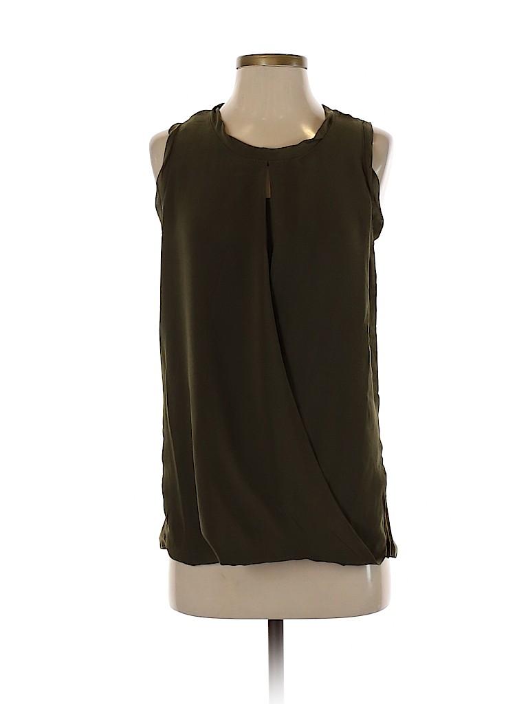 Joe Fresh Women Sleeveless Blouse Size S
