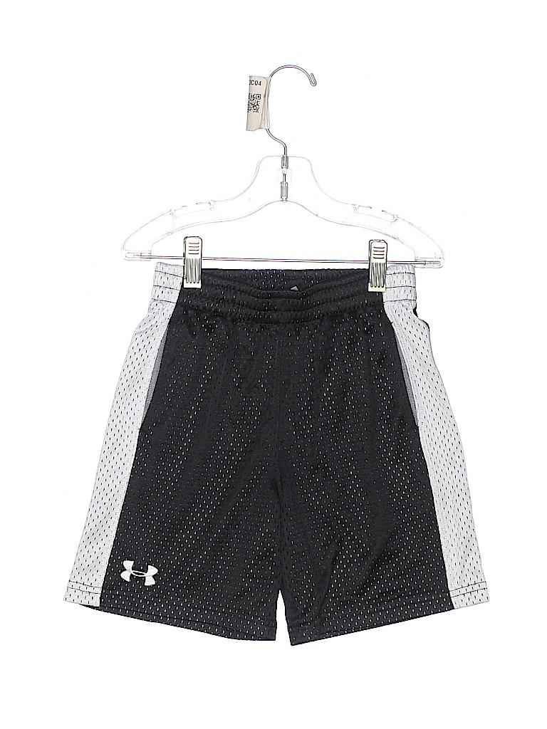 Under Armour Boys Athletic Shorts Size 5