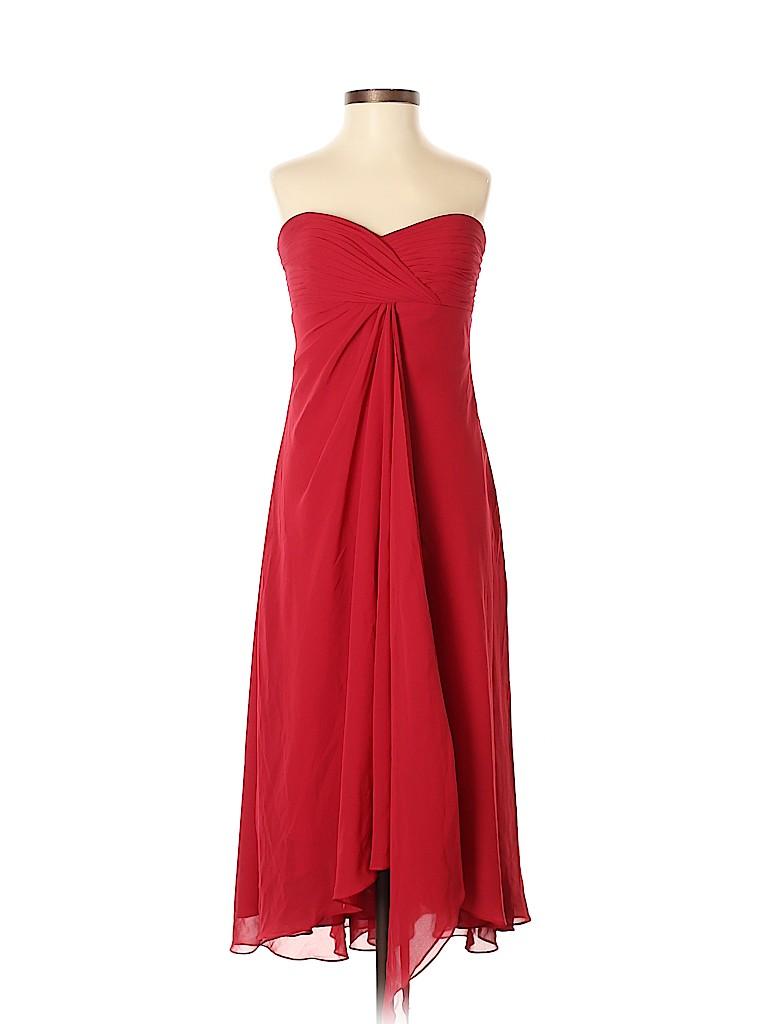 David's Bridal Women Cocktail Dress Size 0