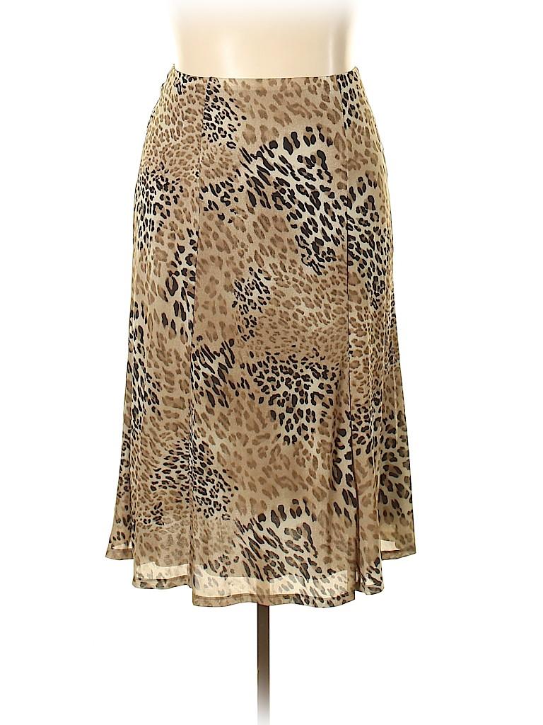 Norton McNaughton Women Casual Skirt Size L