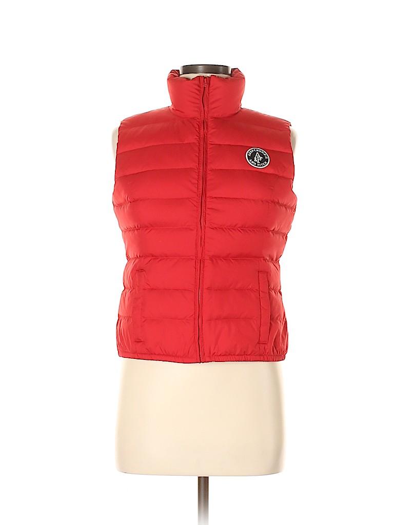 Abercrombie & Fitch Women Vest Size M