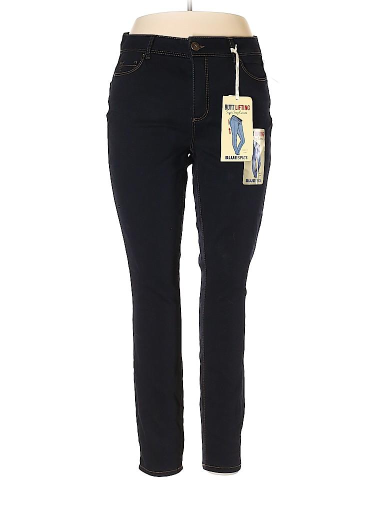 BLUE SPICE Women Jeans Size 14