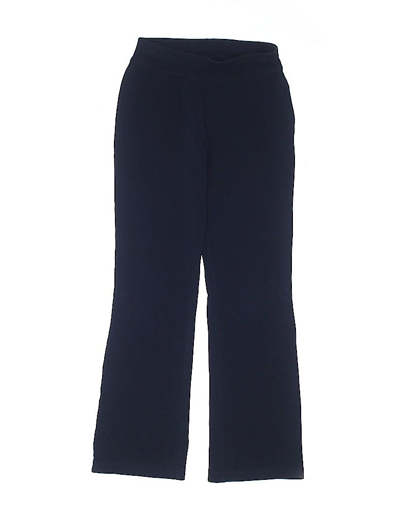 Lands' End Girls Sweatpants Size 7 - 8