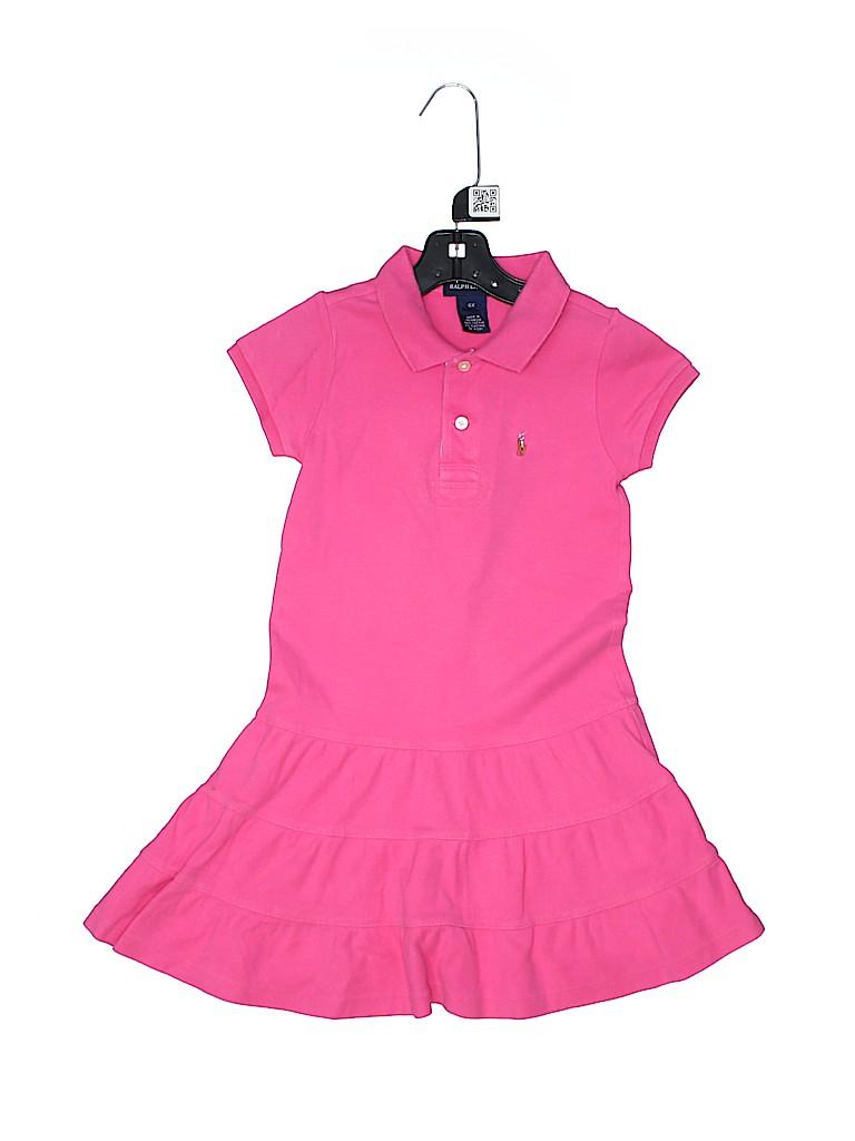 Ralph Lauren Girls Dress Size 6X