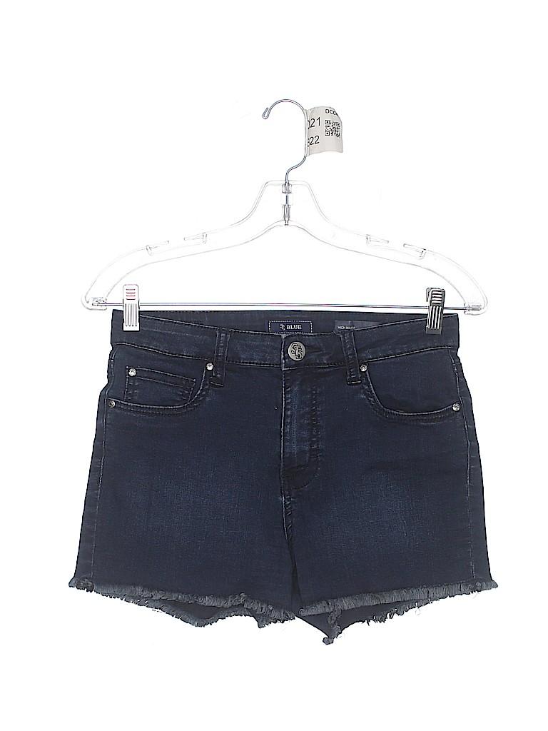 STS Blue Women Denim Shorts Size 7