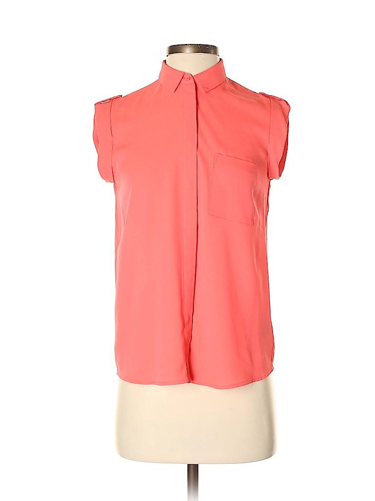 J. Crew Women Sleeveless Silk Top Size XS