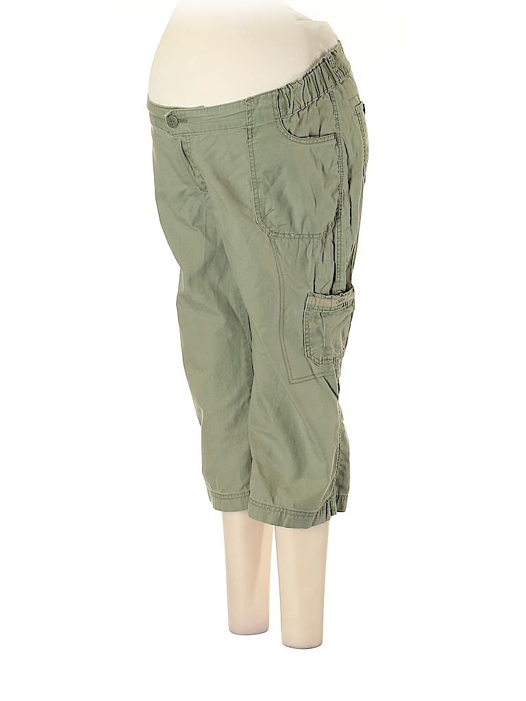 Liz Lange Maternity for Target Women Cargo Pants Size 8 (Maternity)