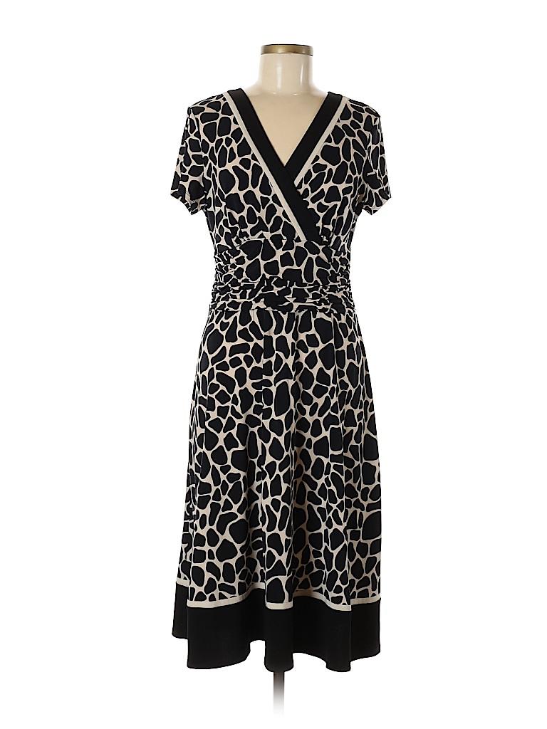 Sandra Darren Women Casual Dress Size 14