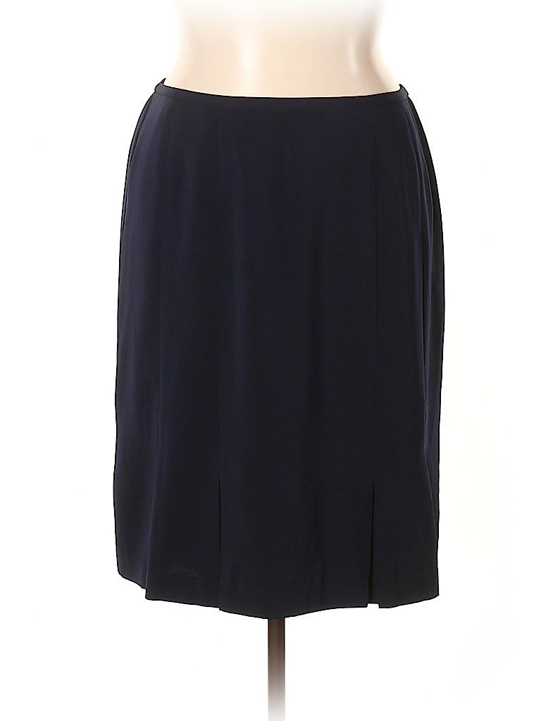 Norton McNaughton Women Casual Skirt Size 16