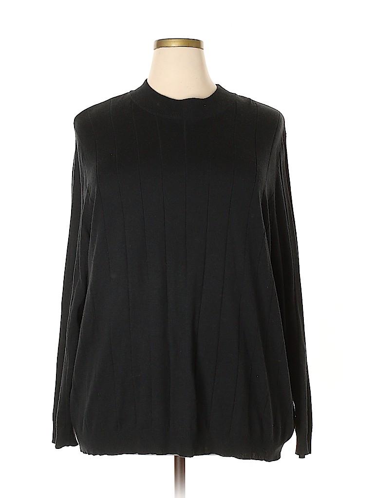 Roaman's Women Pullover Sweater Size 26 (2X) (Plus)