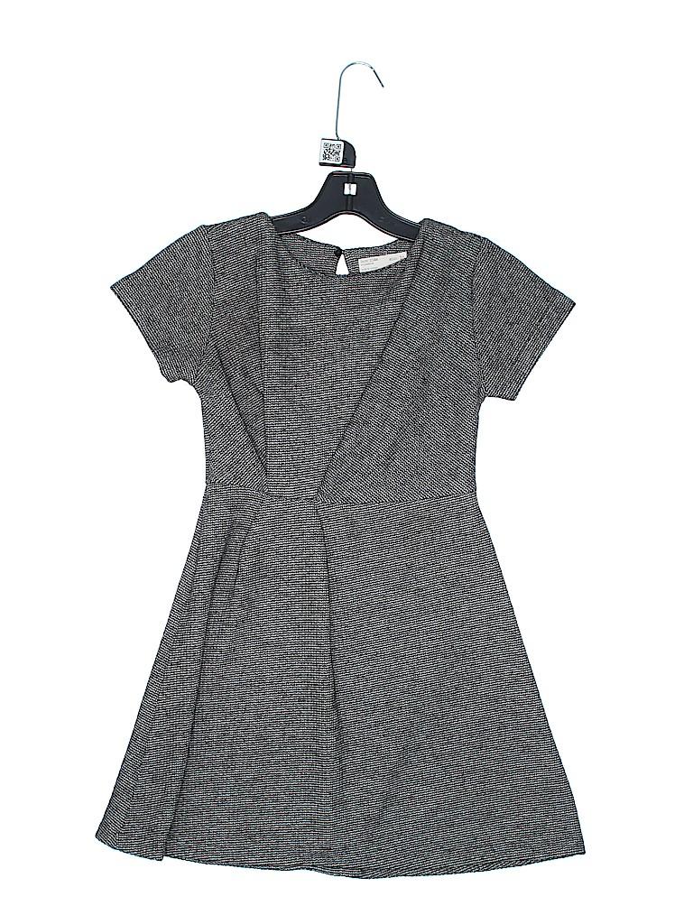 488e3595 Zara Kids Gray Dress Size 10 - 78% off | thredUP
