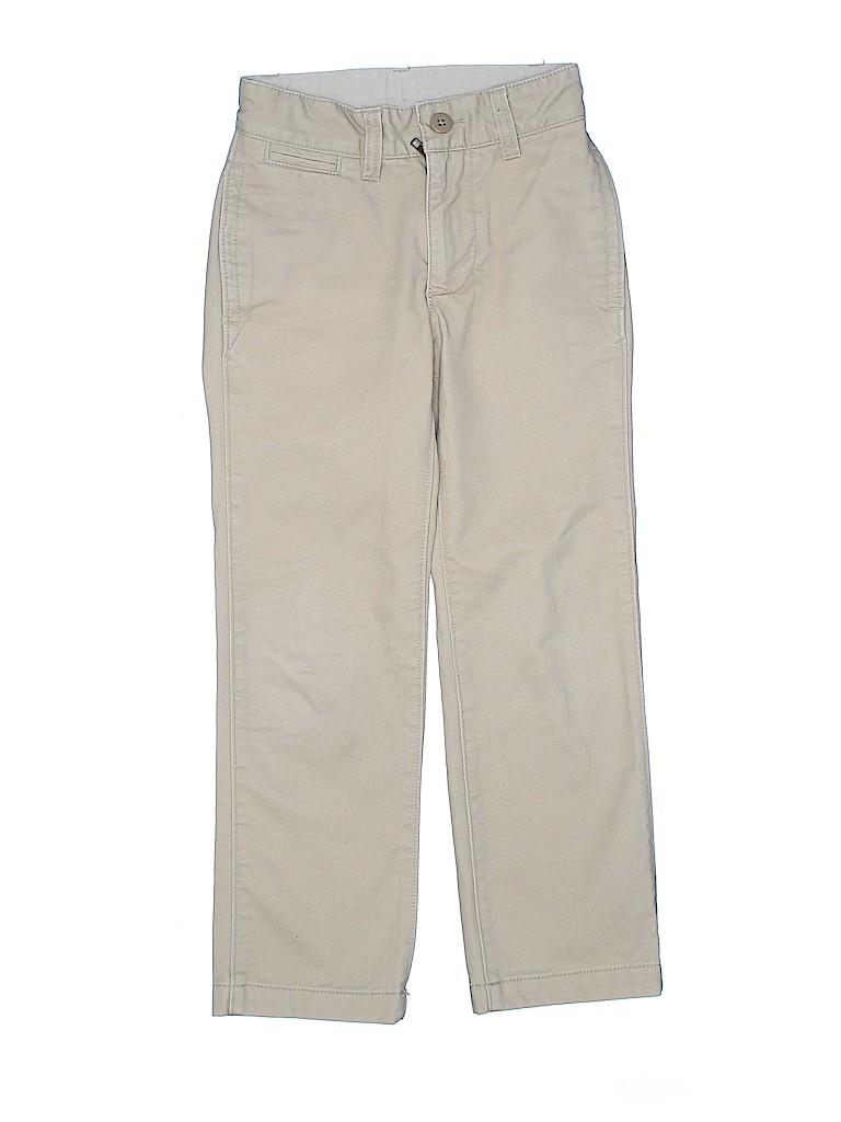 Gap Kids Boys Khakis Size 6 (Slim)