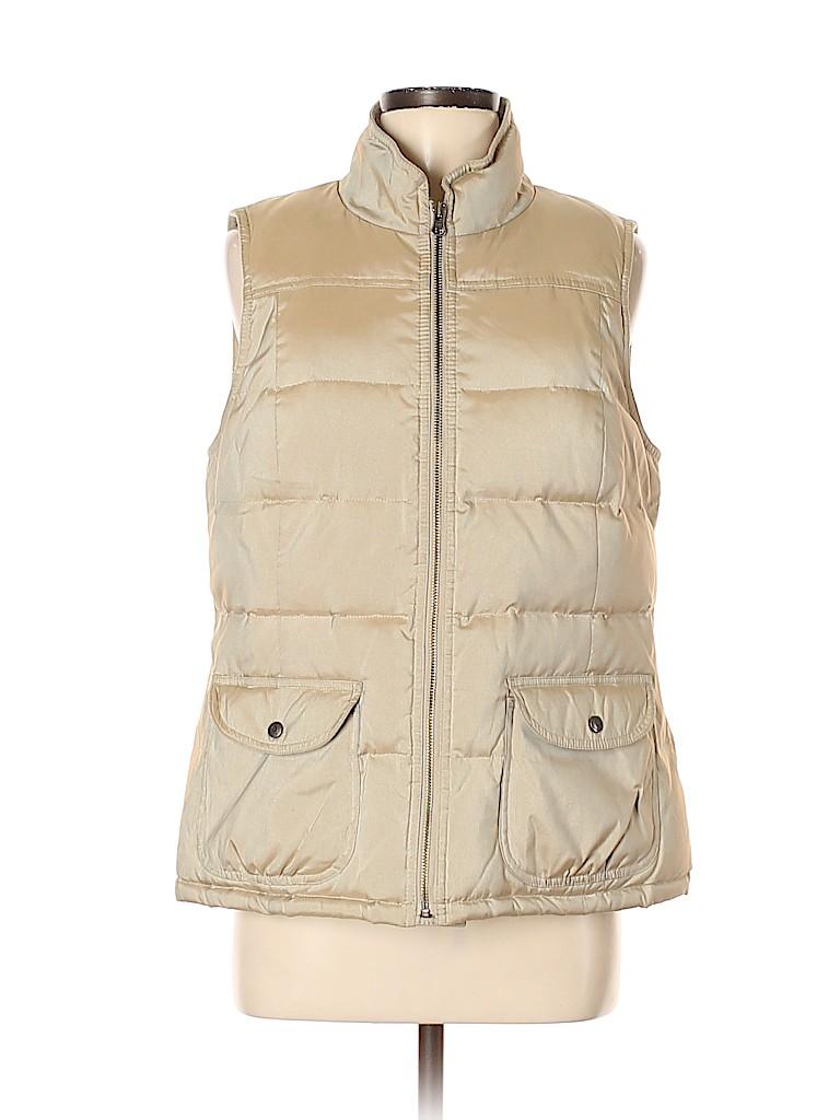 Ann Taylor LOFT Women Vest Size M