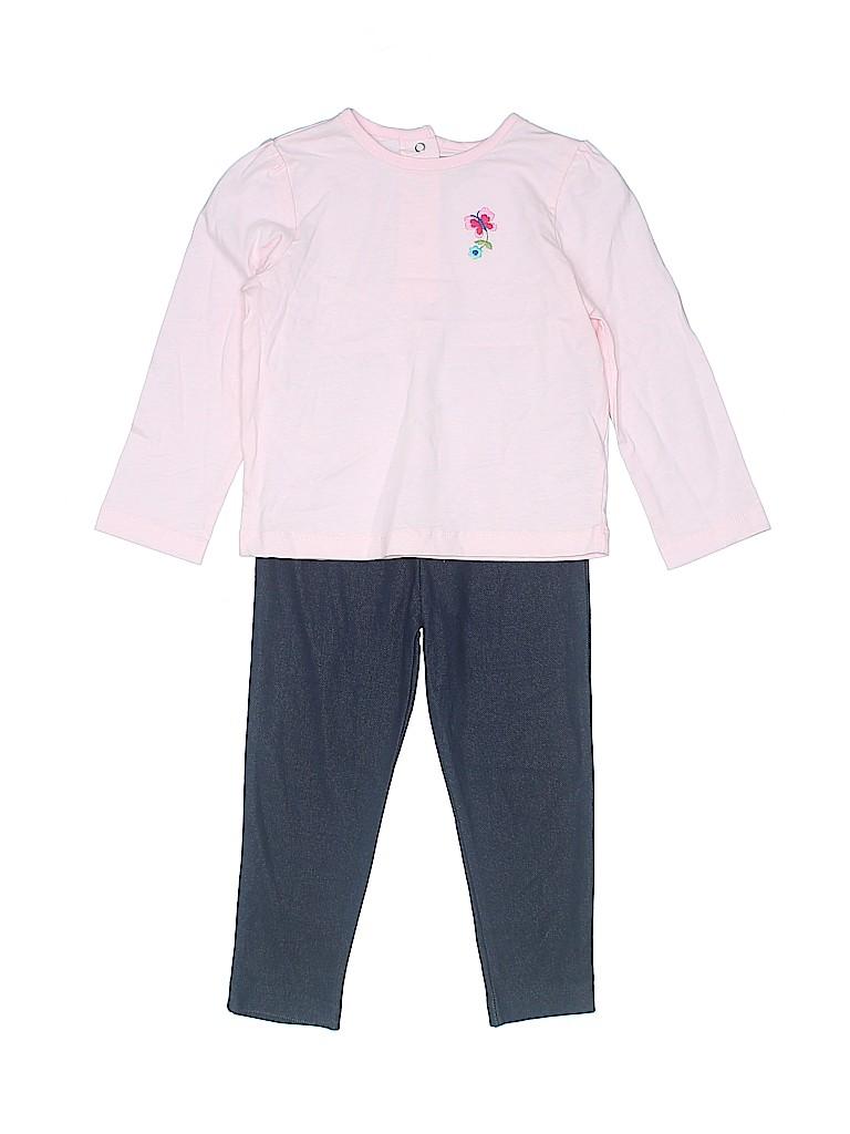 Little Me Girls Long Sleeve Top Size 2T