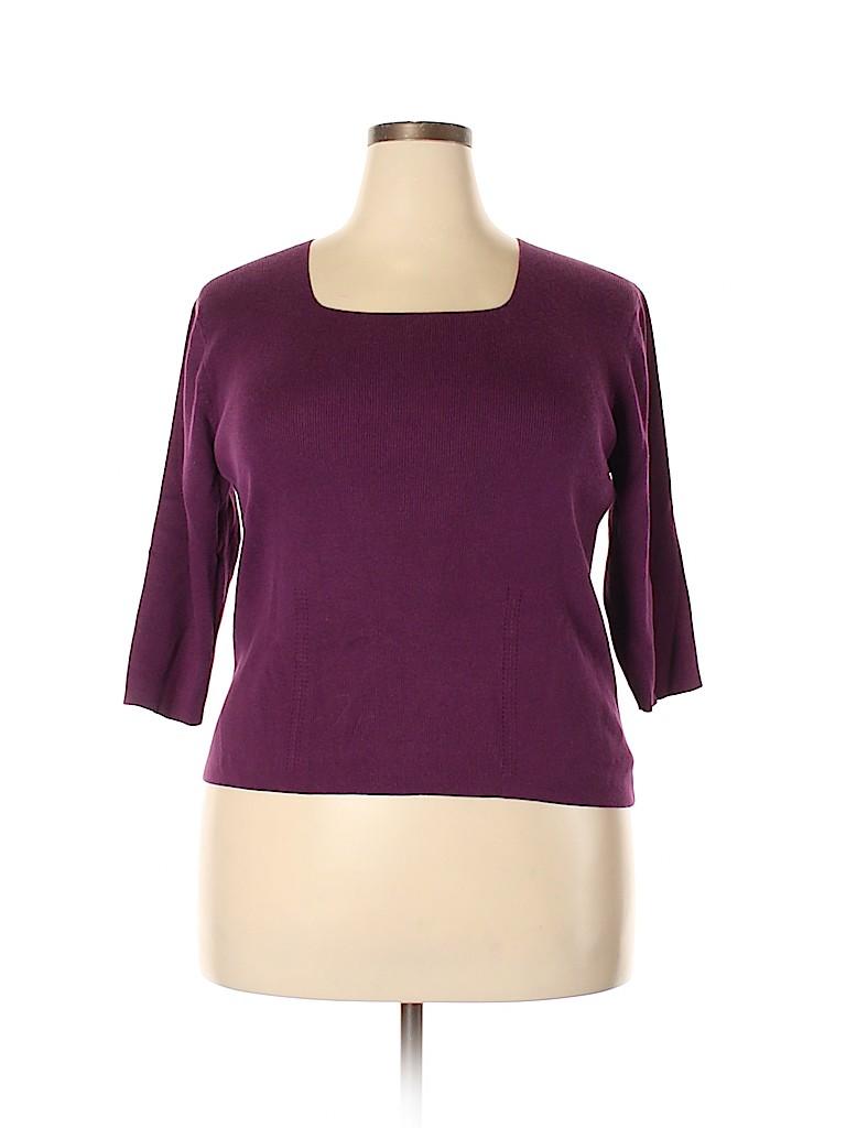 DressBarn Women Pullover Sweater Size 14 - 16