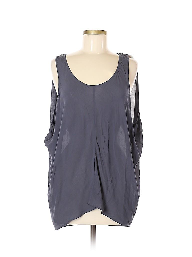 Bella Luxx Women Sleeveless Blouse Size M