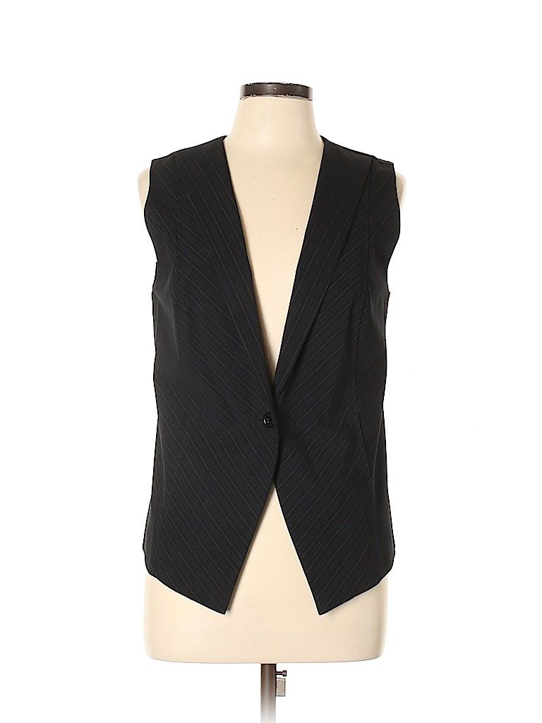 Chico's Women Tuxedo Vest Size Med (1)