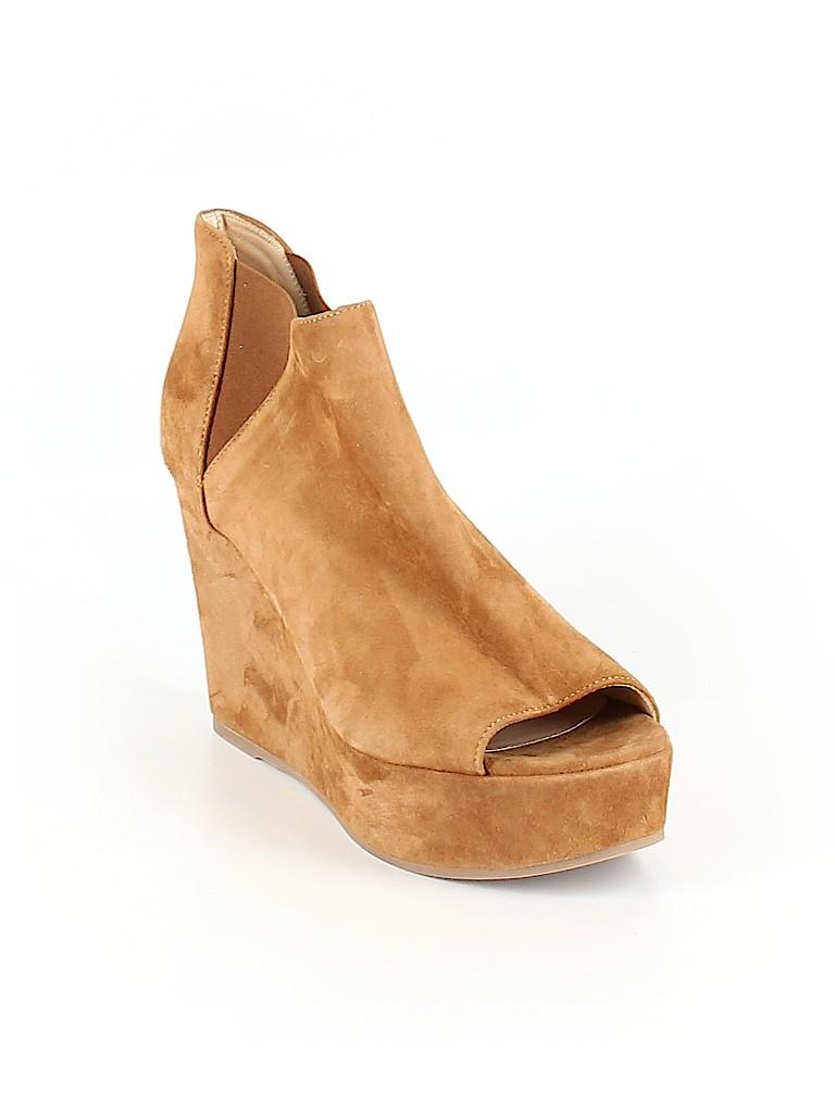 Dee Keller Women Ankle Boots Size 38.5 (EU)