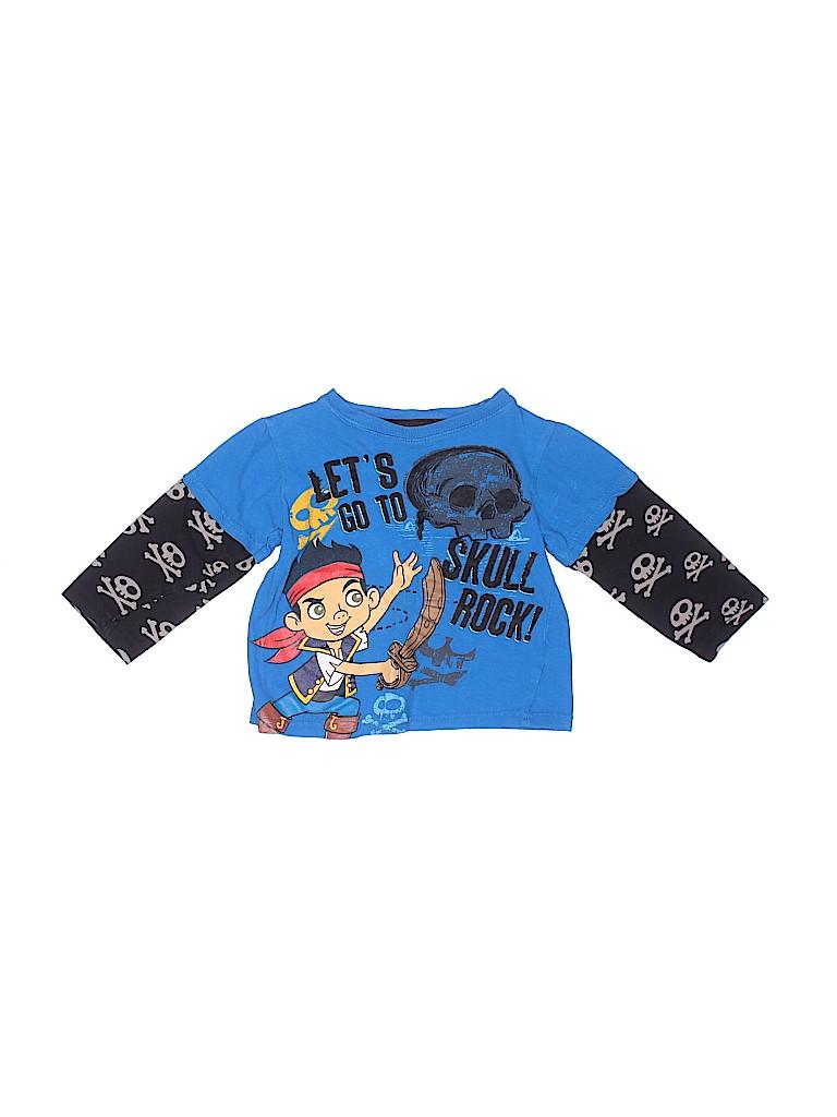 Disney Boys Long Sleeve T-Shirt Size 2T