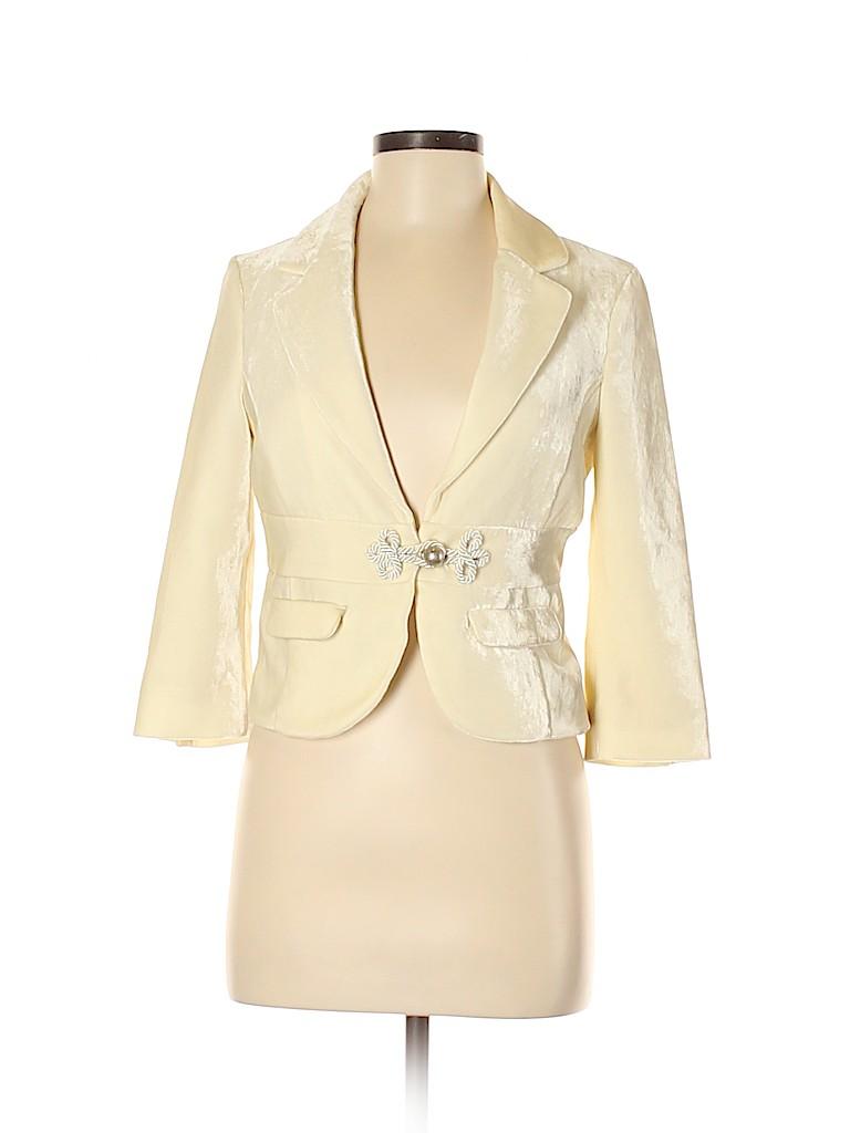 Abercrombie & Fitch Women Blazer Size M