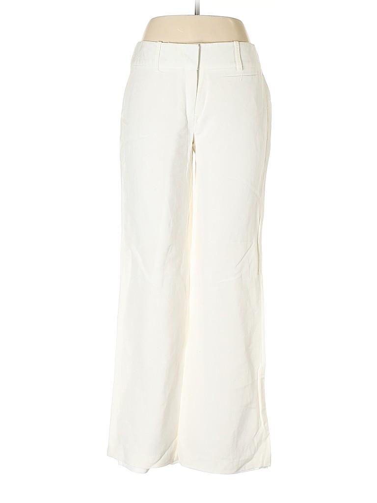 Willi Smith Women Linen Pants Size 8